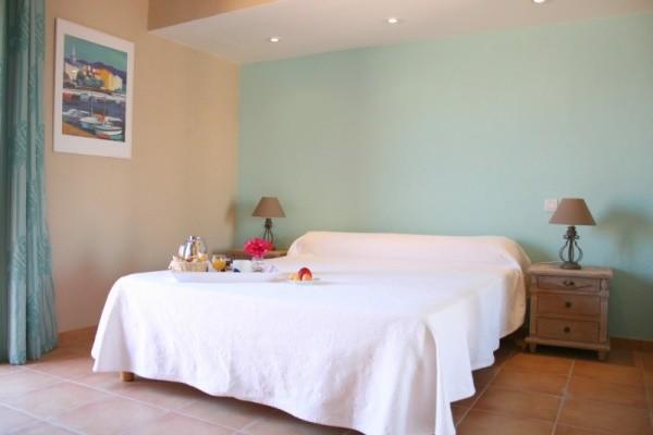 Chambre - Hôtel Castel d'Orcino 3* Calcatoggio France Corse