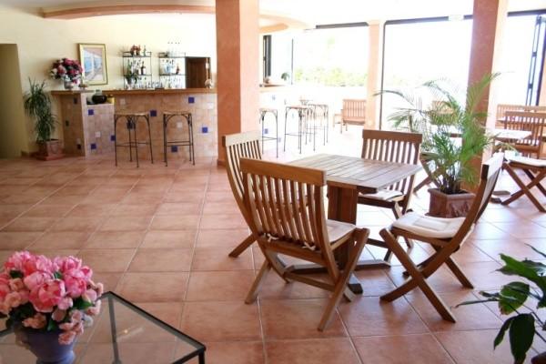Reception - Hôtel Castel d'Orcino 3* Calcatoggio France Corse