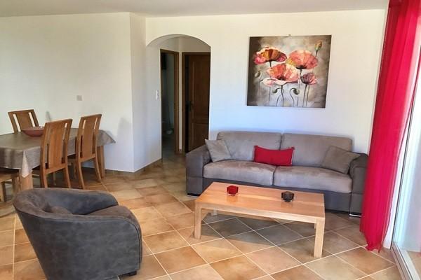 Chambre - Résidence locative L'Olivella (sans transport) Calvi France Corse