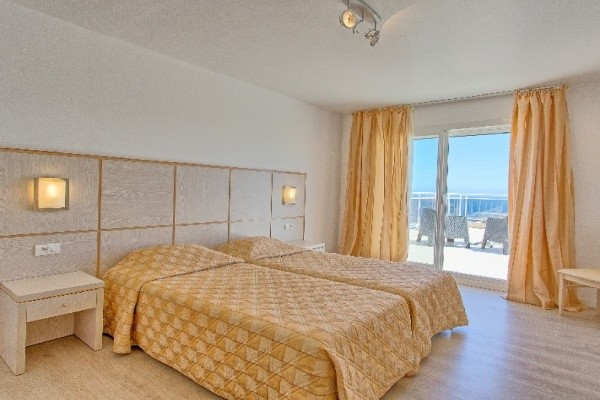 Chambre - Hôtel La Revellata 3* Calvi France Corse