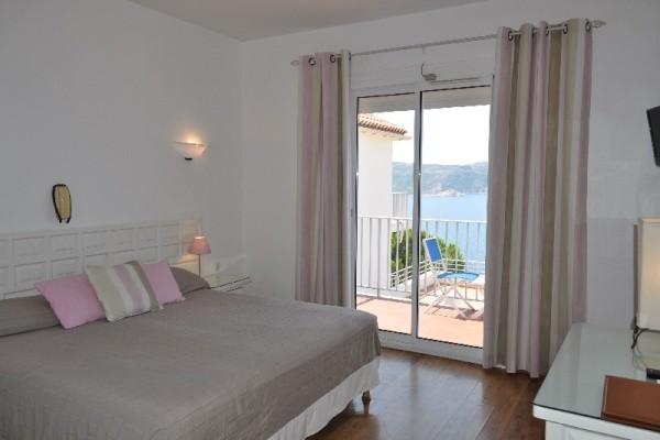 Chambre - Hôtel Le Saint Erasme 3* Calvi France Corse