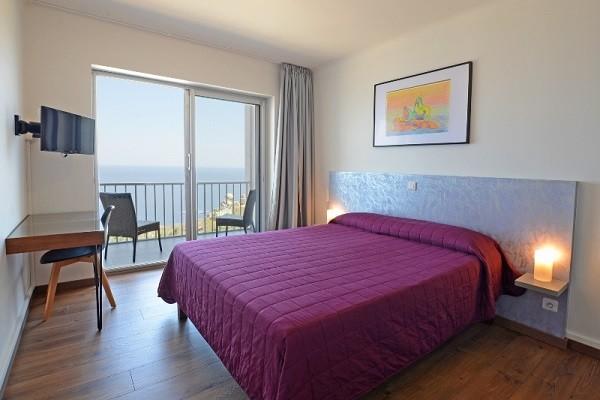 Chambre - Hôtel Tramonto 2* Calvi France Corse