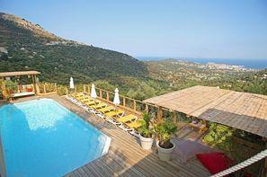 Vacances Ile Rousse: Résidence hôtelière Domaine Bagia Donne (sans transport)