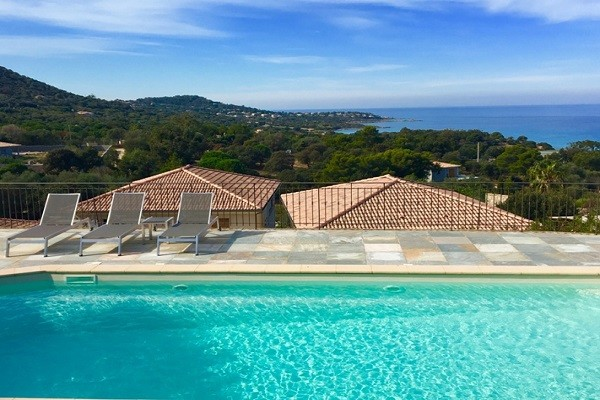 Piscine - Résidence locative L'Olivella (sans transport) Calvi France Corse