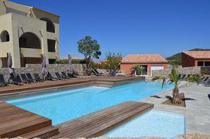 France Corse-Calvi, Résidence hôtelière Les Alizes (sans transport)