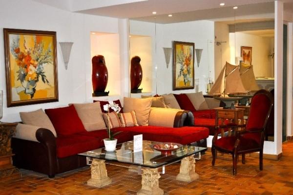 Reception - Hôtel Le Saint Erasme 3* Calvi France Corse