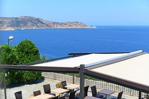 Vacances Calvi: Hôtel Tramonto