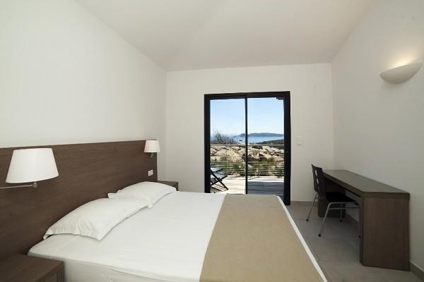 Chambre - Résidence hôtelière Les Terrasses de Rondinara 4* Figari France Corse