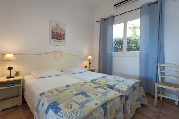 Chambre - Résidence hôtelière Marina di Santa Giulia (sans transport) Figari France Corse