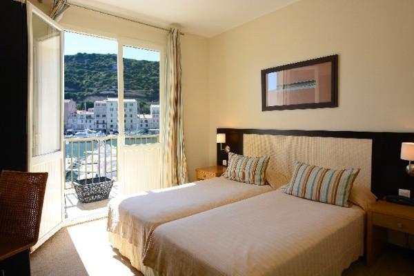 Chambre - Hôtel Solemare 3* Figari France Corse