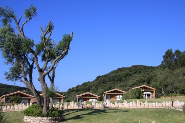 Facade - Résidence hôtelière Maora Village (sans transport) 3* Figari France Corse