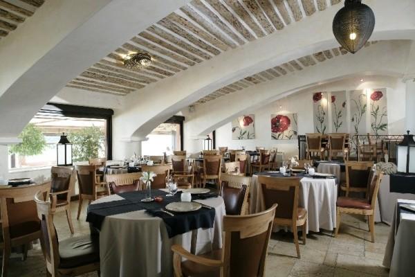 Restaurant - Hôtel U Capu Biancu 4* Figari France Corse