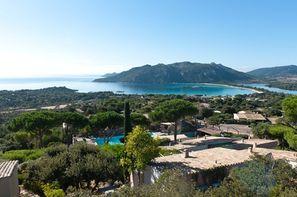 France Corse-Figari, Résidence hôtelière Marina di Santa Giulia (sans transport)