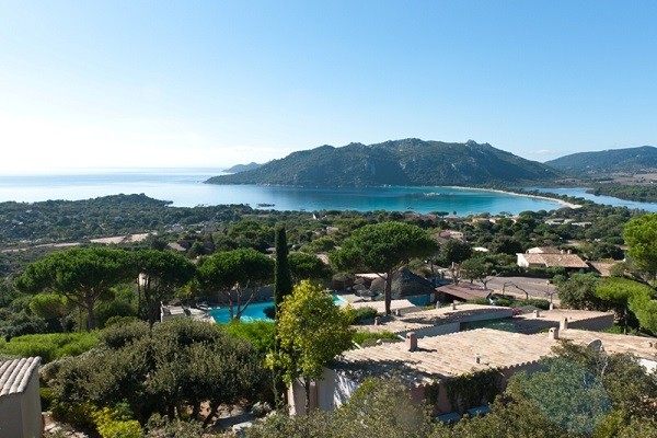 Vue panoramique - Résidence hôtelière Marina di Santa Giulia (sans transport) Figari France Corse