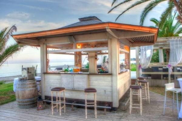Bar - Hôtel San Pellegrino (sans transport) 3* Folelli France Corse