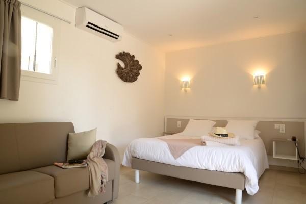 Chambre - Hôtel San Pellegrino (sans transport) 3* Folelli France Corse