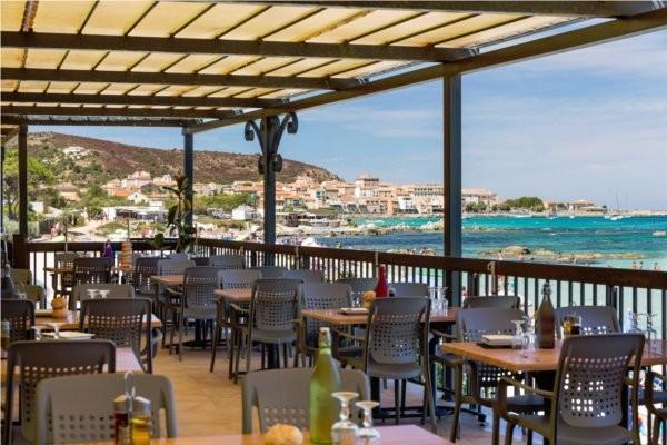Restaurant - Hôtel Joseph Charles 3* Ile Rousse France Corse