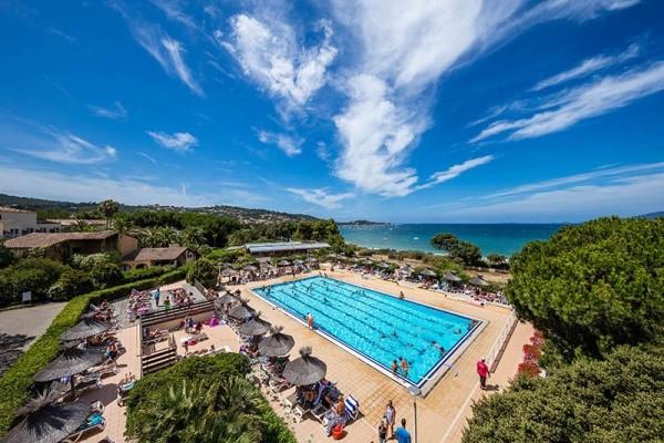 Vue panoramique - Résidence hôtelière MARINA VIVA Porticcio France Corse