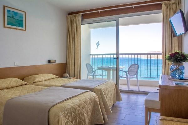 Chambre - Hôtel Roc e Mare 3* Propriano France Corse