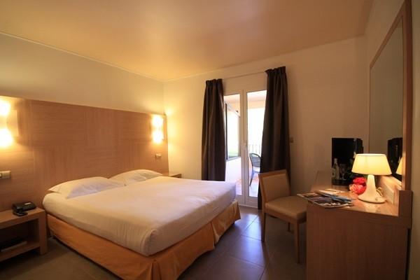 Chambre - Hôtel Domaine de l'Oriu 3* Serriera France Corse