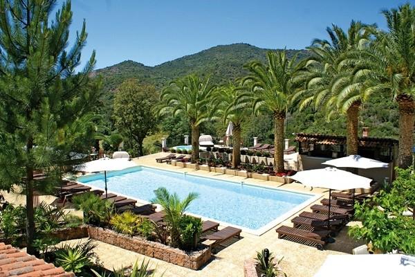 Piscine - Hôtel Domaine de l'Oriu 3* Serriera France Corse