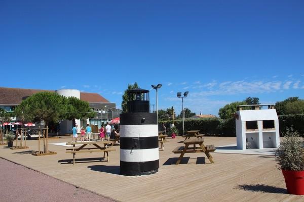 Autres - Village Vacances Les Beaupins 3* Ile d'Oléron France Cote Atlantique