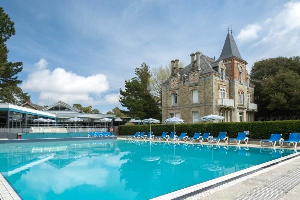 Piscine - Hôtel Domaine Ker Juliette 3* Pornichet France Cote Atlantique
