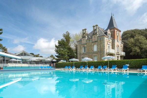 Piscine - Hôtel Domaine Ker Juliette 3*