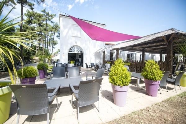 Terrasse - Club Village Club du Soleil Ronce-Les-Bains 3* Ronce Les Bains France Cote Atlantique