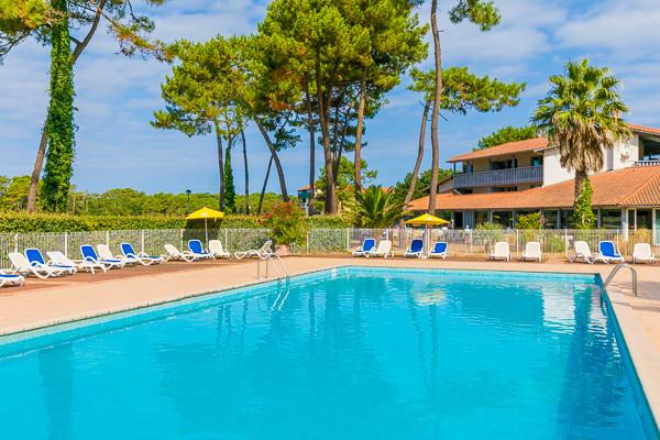 Piscine - Club Framissima Landes 3* Soustons France Cote Atlantique