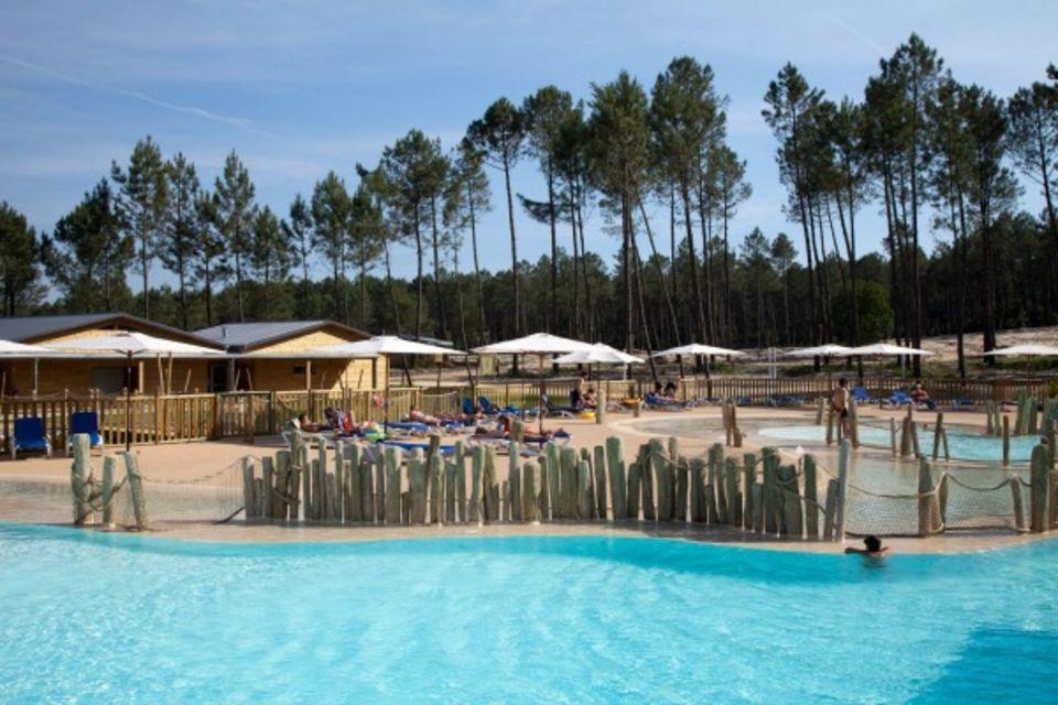 Camping Sandaya Soustons Village Landes Cote Atlantique