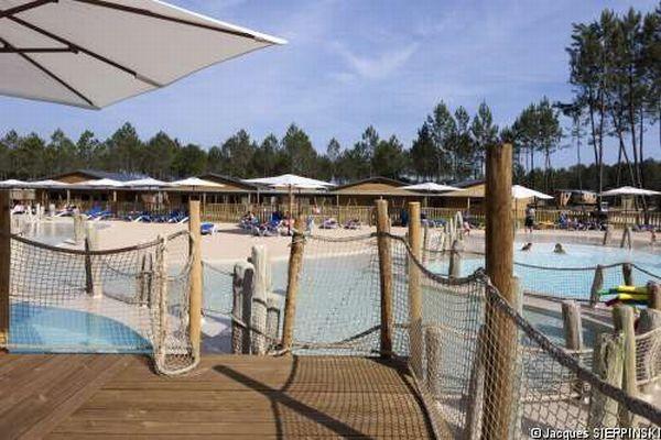 Piscine - Camping Sandaya Soustons Village 5*