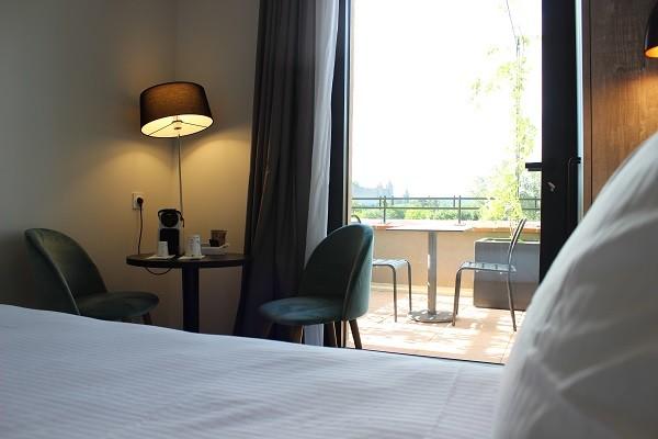 Chambre - Hôtel Les Chevaliers 4* Carcassonne France Languedoc-Roussillon