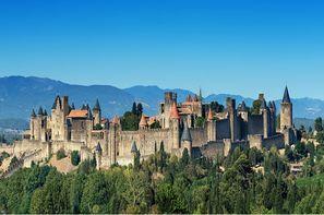France Languedoc-Roussillon-Carcassonne, Hôtel Les Chevaliers