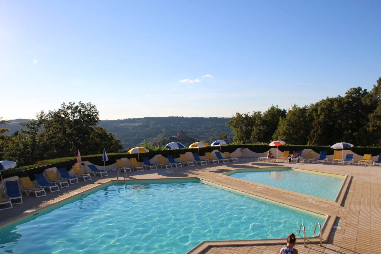 Piscine - Village Vacances Fram Résidence Club Nature Aveyron 3* Najac France Midi-Pyrénées