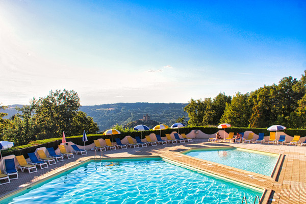 Piscine - Fram Résidence Club Nature Aveyron