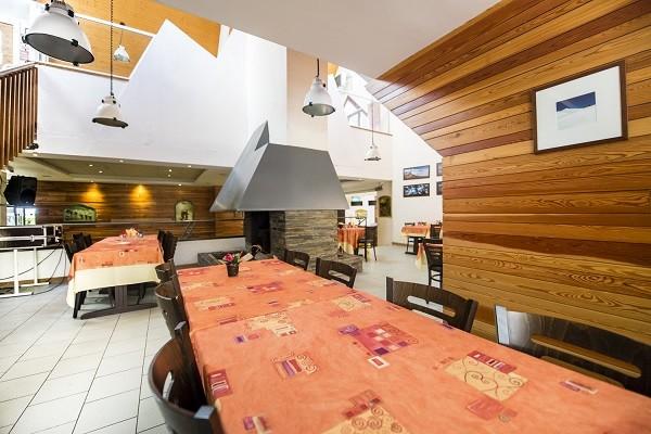 Restaurant - Village Vacances Les Ramondies 3* Saint Lary Soulan France Midi-Pyrénées