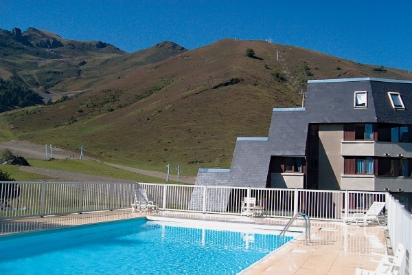 Piscine - Club Village Club du Soleil Val Louron 3* Val Louron France Midi-Pyrénées