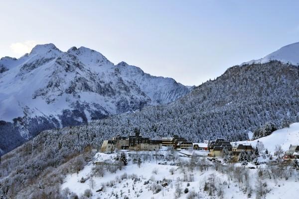 Vue panoramique - Club Village Club du Soleil Val Louron Val Louron France Midi-Pyrénées