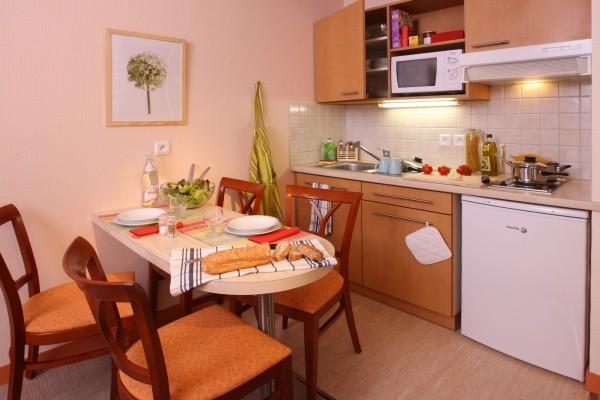 Chambre - Résidence hôtelière B'O Resort & Spa - Studio 4* Bagnoles de l'Orne France Normandie