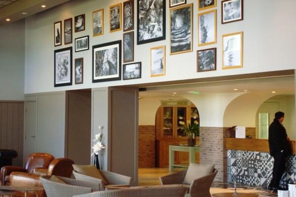 Hall - Résidence hôtelière B'O Resort & Spa - Studio 4* Bagnoles de l'Orne France Normandie