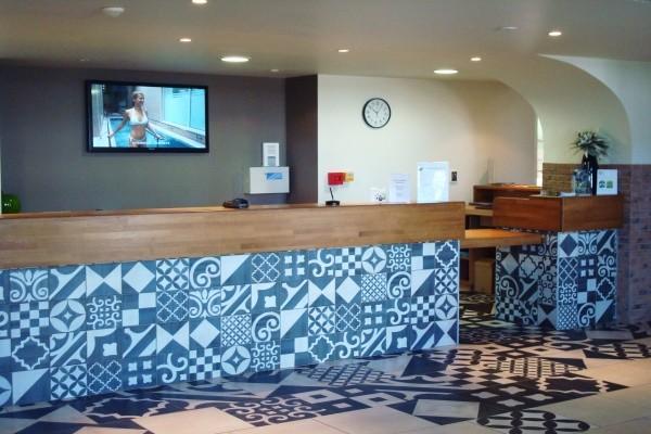 Reception - Résidence hôtelière B'O Resort & Spa - Studio 4* Bagnoles de l'Orne France Normandie