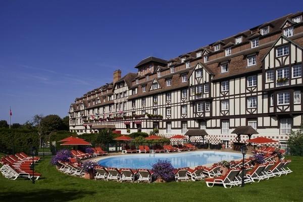 (fictif) - Hôtel Golf Barrière 4* Deauville France Normandie