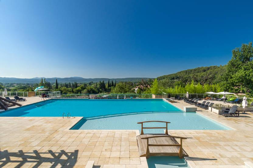 Piscine - Résidence hôtelière Fram Résidence Club Domaine Provençal 4* Callian France Provence-Cote d Azur