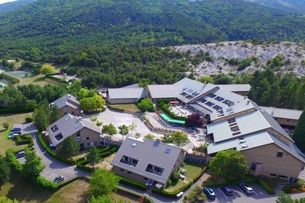 Vue panoramique - Club Serre-Du-Villard 3* Chorges France Provence-Cote d Azur