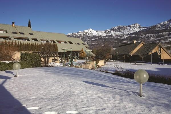 Vue panoramique - Club Vacances bleues Serre-Du-Villard 3* Chorges France Provence-Cote d Azur