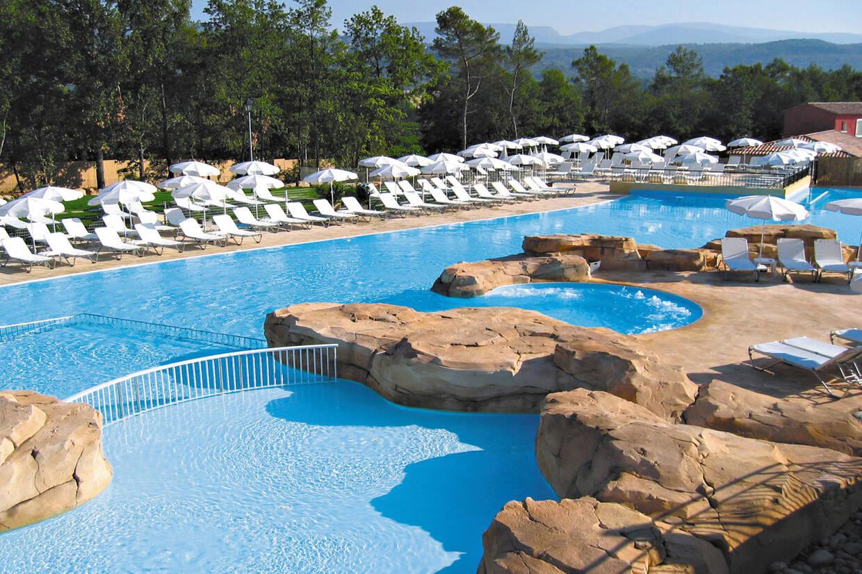 Piscine - Club Framissima Provence Estérel 4* Fayence France Provence-Cote d Azur