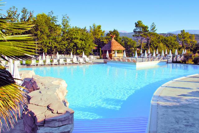 France Provence-Cote d Azur : Club Framissima Provence Estérel