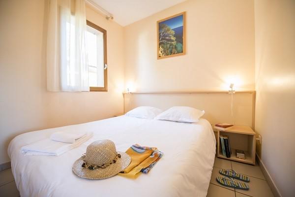 Chambre - Village Vacances Résidences du Colombier Vacances ULVF 3* Fréjus France Provence-Cote d Azur