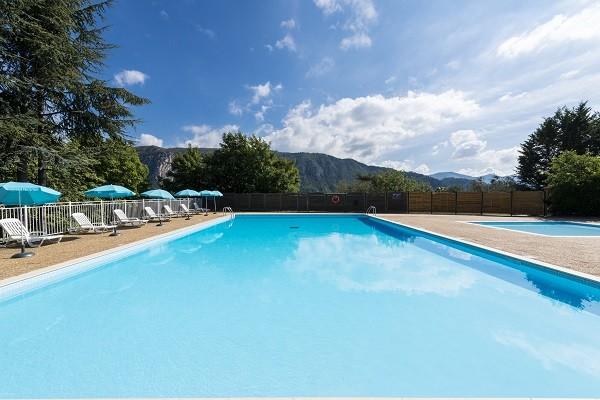 Piscine - Village Vacances Domaine de l'Olivaie Vacances ULVF 3* Gilette France Provence-Cote d Azur